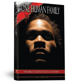 one human family carl wieland cmi book