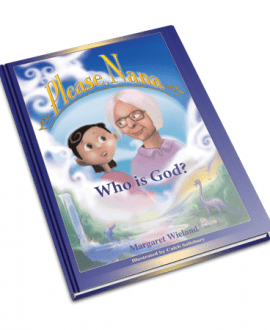 please nana who is god margaret wieland book cmi
