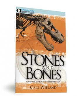 stones and bones carl wieland booklet cmi