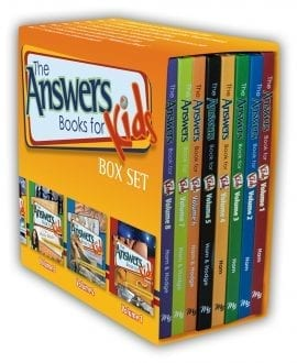 answers book kids set