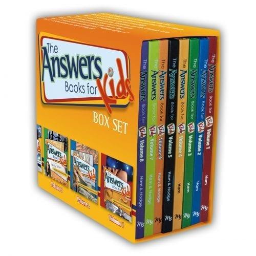 answers book kids set