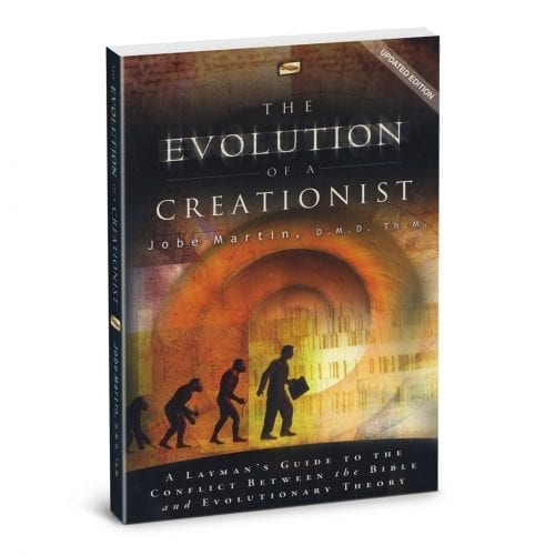 Evolution of a Creationist