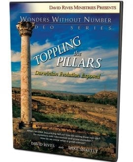 TOPPLING THE PILLARS Darwinian Evolution Exposed DVD