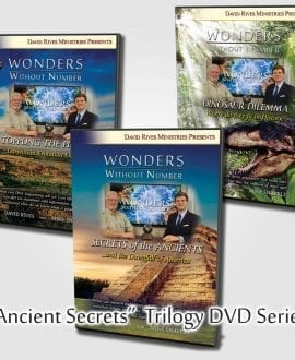 Ancient Secrets Trilogy DVD Set