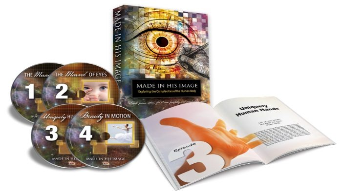 Made In His Image 4 DVD Series