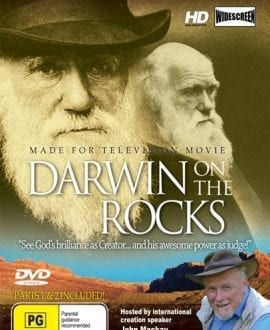 DVD-DARWIN-ON-THE-ROCKS john mackay creation research
