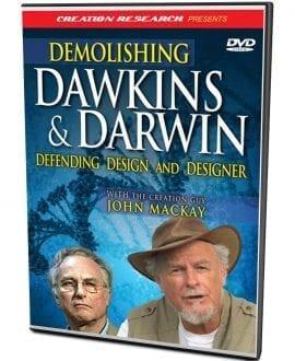 Demolishing Dawkins & Darwin DVD