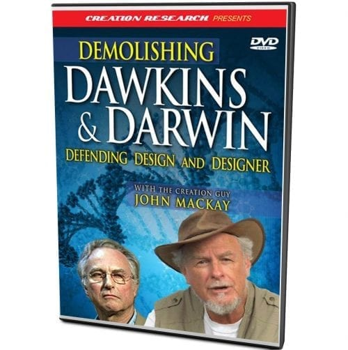 Demolishing Dawkins & Darwin DVD