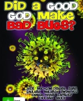 Did-a-good-God-make-bad-bugs dvd john mackay creation research