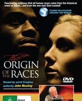 The Origin of the Races DVD