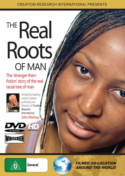 The Real Roots of Man DVD
