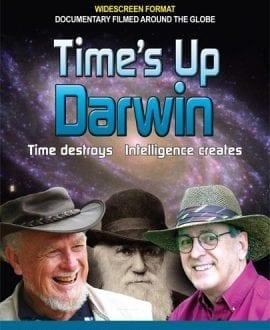 TIMES-UP-DARWIN dvd john mackay creation research