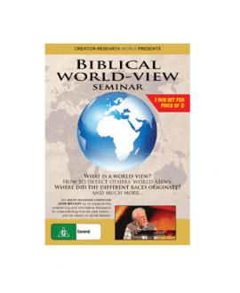 biblical worldview seminar dvd john mackay creation research