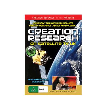 Creation Research on Satellite TV UK DVD