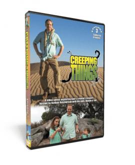 creeping things california creepers dvd