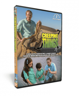 creeping things desert creepers dvd