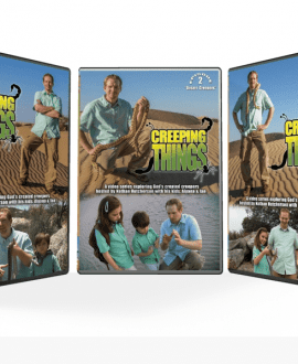 creeping things series dvd set
