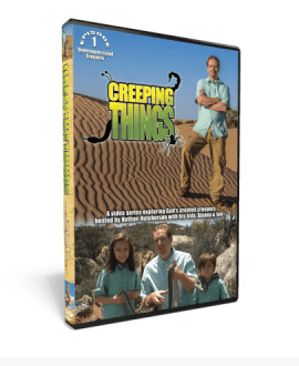 creeping things underappreciated creepers dvd