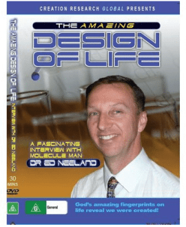 the amazing design of life dvd john mackay creation research
