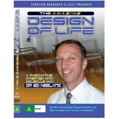 The Amazing Design of Life DVD
