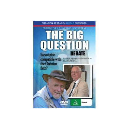 The Big Question: Debate DVD