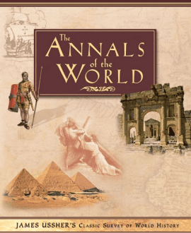 the annals of the world paperback book james ussher mb