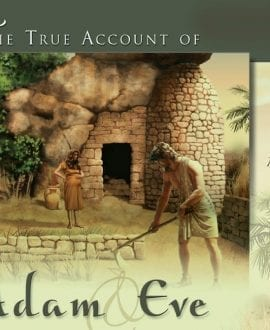 the true account of adam and eve book ken ham master books