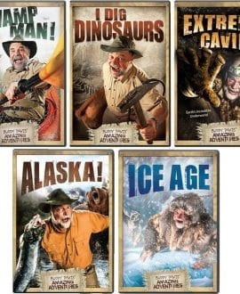 Amazing Adventures DVD Series