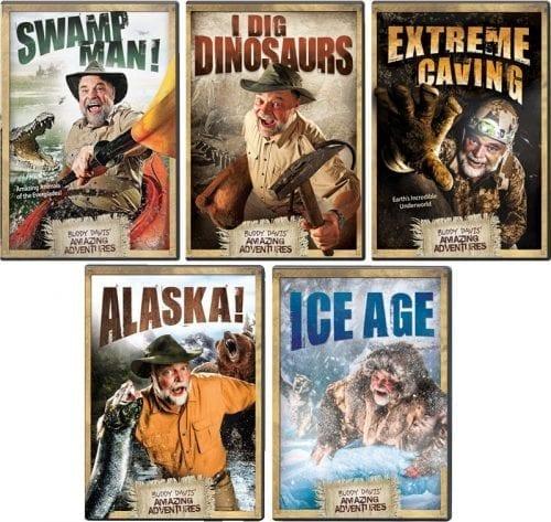 Amazing Adventures DVD Series