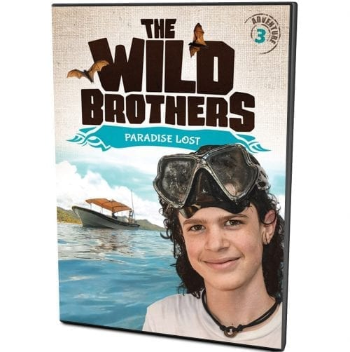Wild Brothers 3 Paradise Lost
