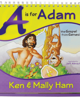 a is for adam book ken ham aig