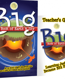 big book of earth and sky book set bodie hodge laura welch master books