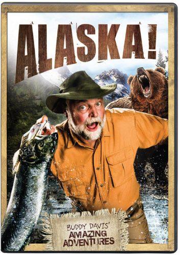 buddy davis amazing adventures alaska dvd aig