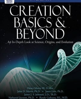 creation basics and beyond book guide icr