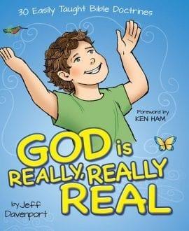 god is really really real book jeff davenport aig