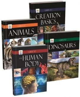 guide to creation bundle book set icr