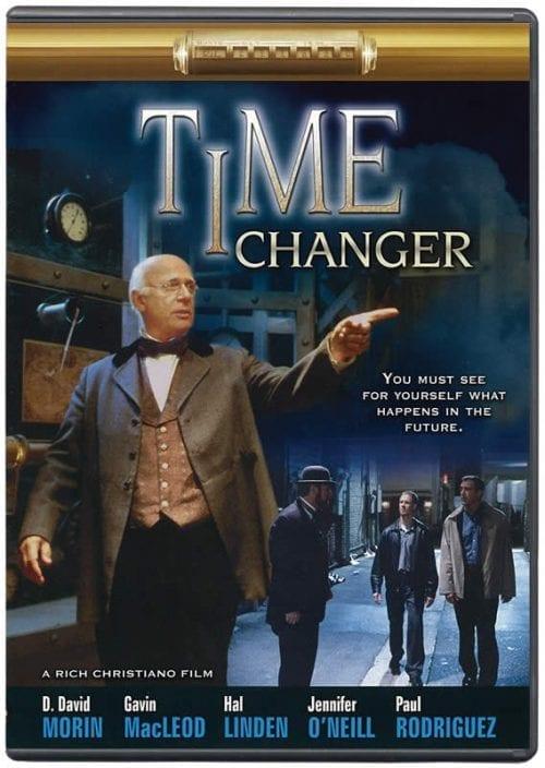 Time Changer DVD