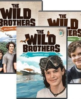 the wild brothers adventures dvd set