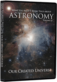 what you arent being told about astronomy part 3 dvd our created universe spike psarris