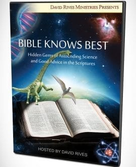 Bible Knows Best - DVD Cover
