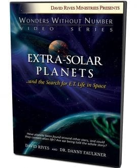 Extra-Solar Planets... and the Search for E.T. Life in Space DVD