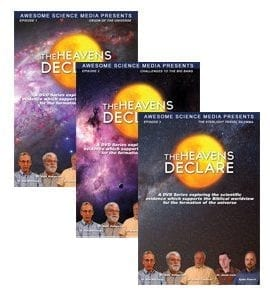 Heavens Declare DVD Set