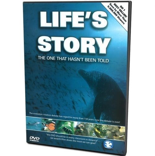 Life's Story - The One That Hasn't Been Told DVD