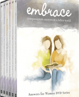 embrace complete dvd set aig womens study