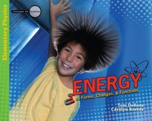 energy Children's book