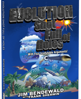 evolution shot full of holes book