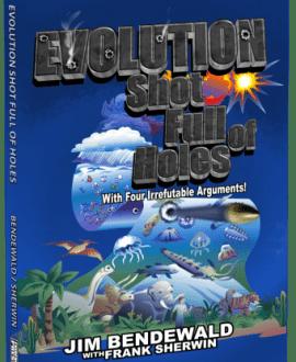 evolution shot full of holes book
