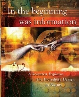 in-the-beginning-was-information book master books