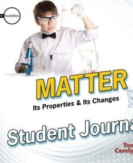 matter-its-properties-and-its-changes-student-journal book tom derosa mb