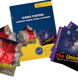 science starters elementary general science and astronomy mb curriculum pack
